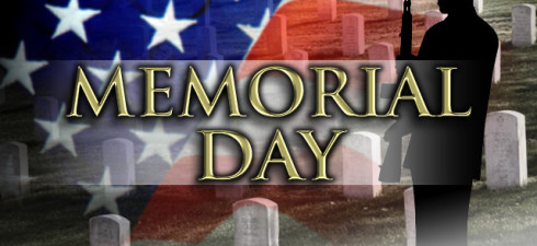 The library will be closed in honor of Memorial Day on Saturday May 25th and Monday May 27th. We will resume normal hours on Tuesday May 28th from 9:30am until...