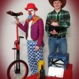 Charlie the Cowboy and Checkers the Clown will be visiting the Library on Wednesday, July 18th from 1:00pm to 2:00pm. Join them in a show with magic, comedy, and fun...