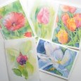 Watercolor  with Virginia Kelley Saturday, April 20 at 1:30 pm Pick a pin and get creative!  Free.  All supplies will be provided. ...