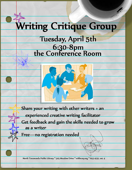creative writing community